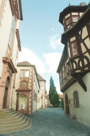 Aschaffenburg, Pfaffengasse