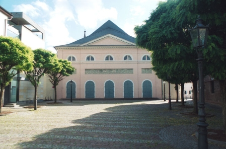 Aschaffenburg, Stadttheater