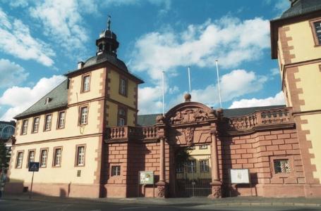 Aschaffenburg, Naturwiss. Museum