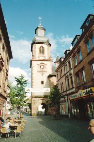 Aschaffenburg, Sandkirche
