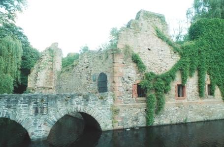 Aschaffenburg, Ruine