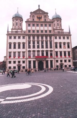 Augsburg, Rathaus