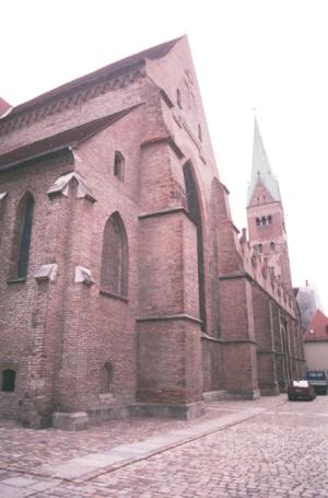 Augsburg, Bischhöfliche Residenz