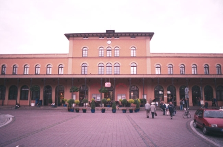 Augsburg, Hauptbahnhof