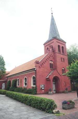 Aurich, St. Ludgerus Kirche