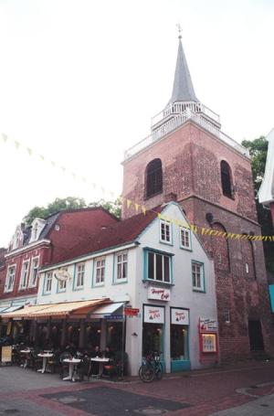 Aurich, Lambertikirche