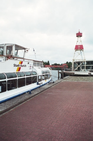 Aurich, Hafen