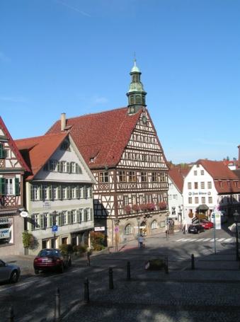 Backnang, Rathaus