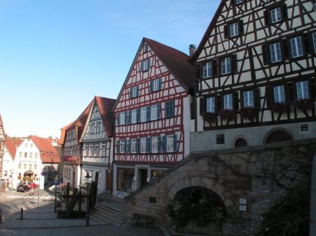 Backnang, Marktplatz