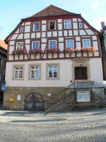 Backnang, Stadthaus