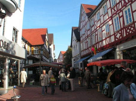 Backnang, Uhlandstraße