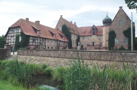 Bad Bederkesa, Burg Bederkesa