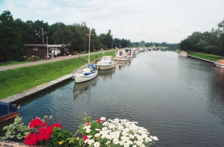 Bad Bederkesa, Hafen