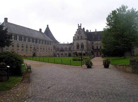 Bad Bentheim, Schloss