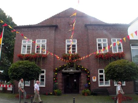 Bad Bentheim, Rathaus