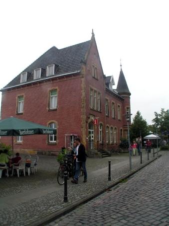 Bad Bentheim, Touristeninformation, Museum für Radio- und Funkgeschichte