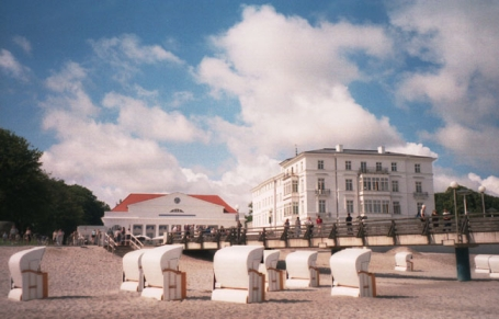 Bad Doberan, Heiligendamm Hotel Kempinski, Kaiserhäuser