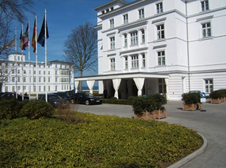 Bad Doberan, Heiligendamm Hotel Kempinski