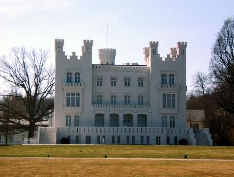 Bad Doberan, Heiligendamm Burg Hohenzollern