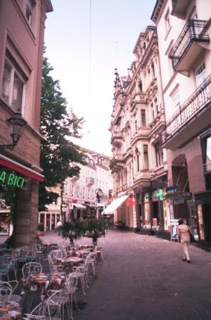 Baden Baden, Gernsbacher Straße