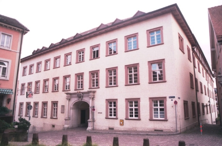 Baden Baden, Rathaus