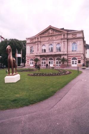 Baden Baden, Theater