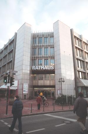 Bad Homburg, Rathaus