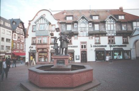 Bad Homburg, Marktplatz