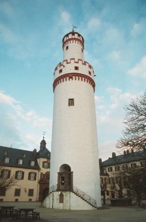 Bad Homburg, Schloßturm