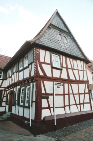 Bad Homburg, Altstadt