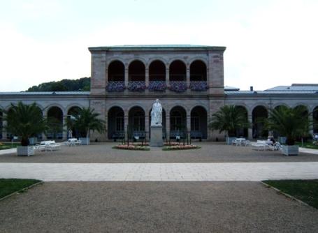 Bad Kissingen, Wandelhalle