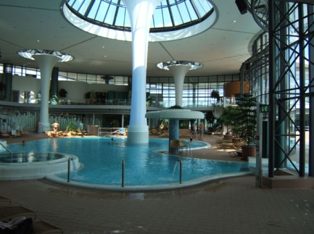 Bad Kissingen, Therme KissSalis