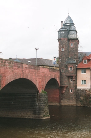 Bad Kreuznach, Wilhelmbrücke