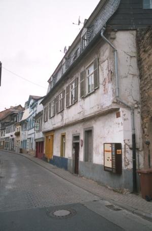 Bad Kreuznach, Mehlwaage