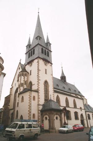 Bad Kreuznach, St. Nikolauskirche