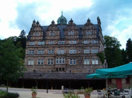 Bad Pyrmont, Hämelschenburg