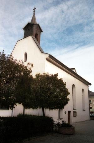Bad Reichenhall, St. Johannes Spitalkirche