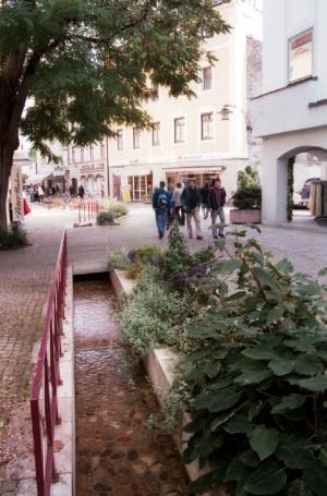 Bad Reichenhall, Spitalgasse