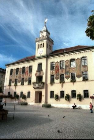 Bad Reichenhall, Rathaus
