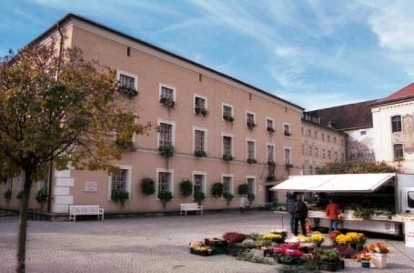 Bad Reichenhall, Neues Rathaus