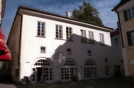Bad Reichenhall, Altes Feuerhaus