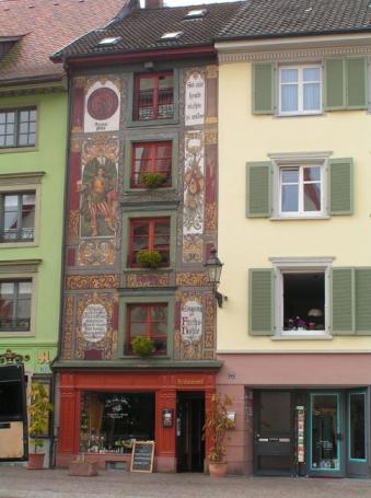 Bad Säckingen, Fuchshöhle