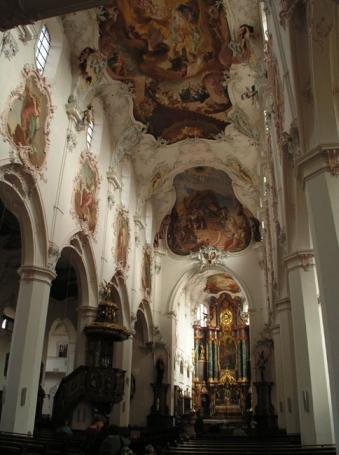 Bad Säckingen, Münster St. Fridolin