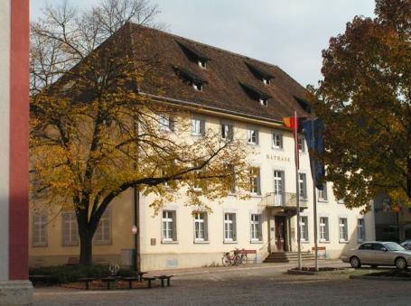 Bad Säckingen, Rathaus