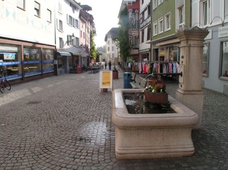 Bad Säckingen, Rheinbrückenstraße