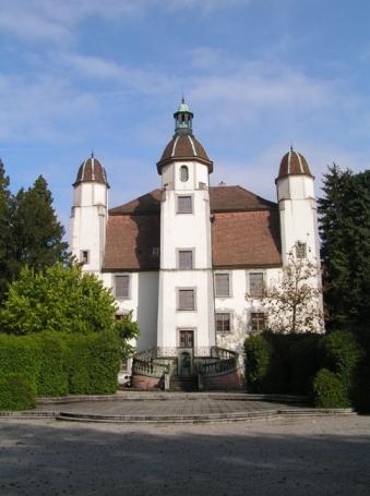 Bad Säckingen, Schloss Schönau