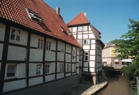 Bad Salzuflen, Otto-Kühne-Promenade