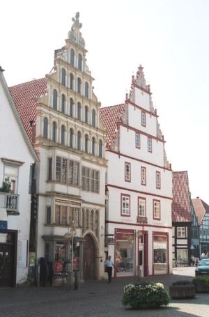Bad Salzuflen, Altes Bürgermeisterhaus