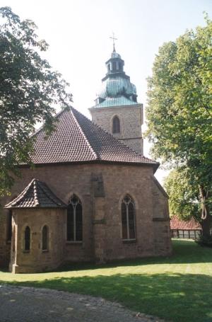 Bad Salzuflen, Stadtkirche