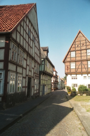 Bad Salzuflen, Ritterstraße
